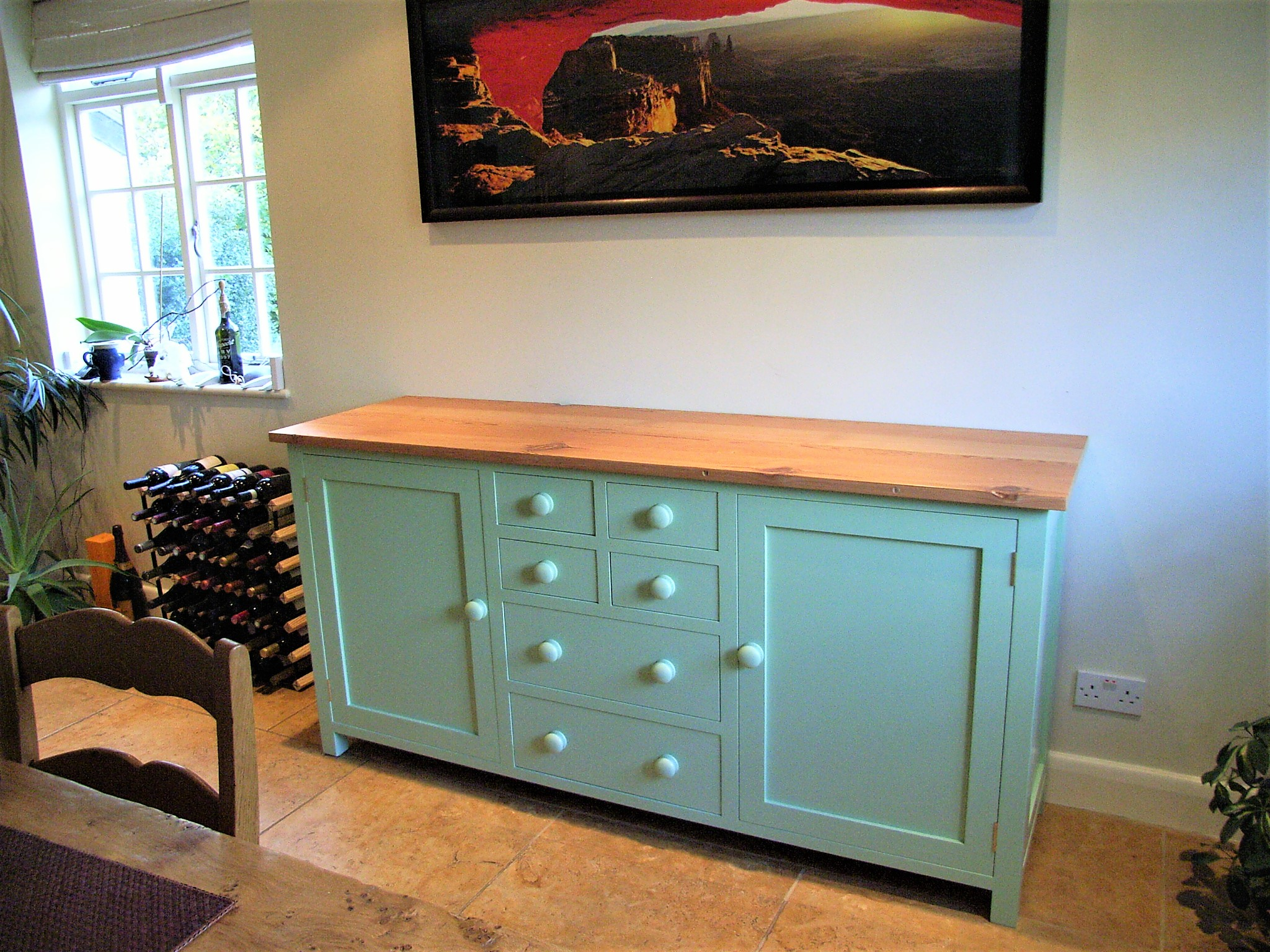 bespoke freestanding furniture from Experienced Carpenter St Albans